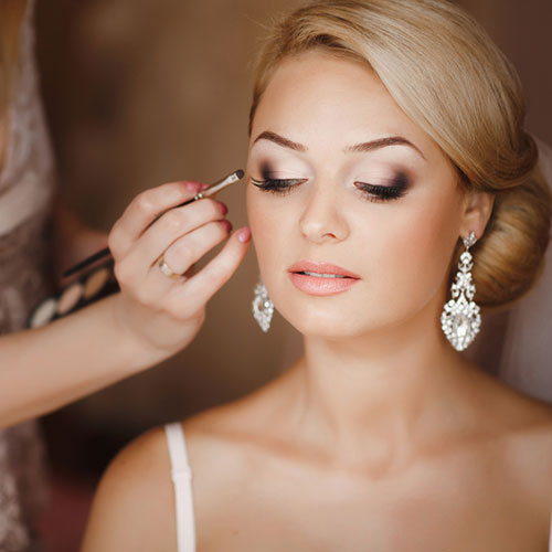 Bridal & Special Occasion Makeup Application